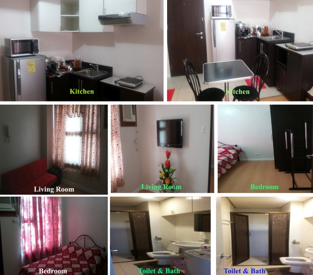 1 bedroom furnished