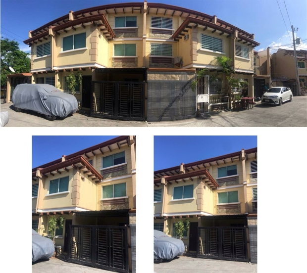 THREE STOREY TOWNHOUSE NEAR ARCA SOUTH FOR ONLY P4.8M